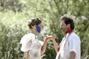 Hochzeitspuzzle und Gästebuch aus Holz | Ideen und Zubehör zur Hochzeit